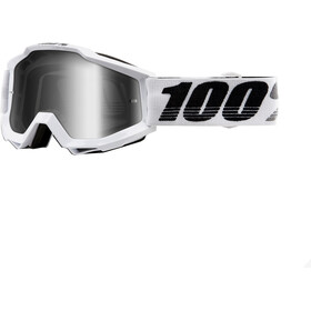 100% Accuri Anti Fog Mirror Goggles Galactica